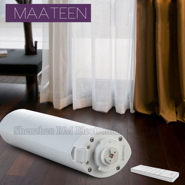 Dooya Electric Curtain Motor for Automatic Smart Home Remote Control Curtain Motor Smart Home. 220V TT260E Curtain Motor