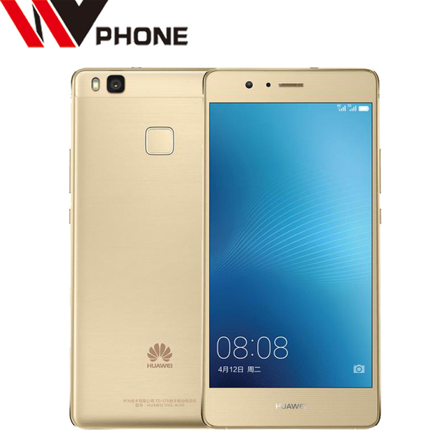 Оригинальный Huawei G9 Lite 4 г LTE мобильный телефон 5.2 дюймов Восьмиядерный отпечатков пальцев ID 3 г Оперативная память 16 г встроенная память 13.0MP смартфон