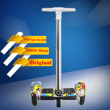 NO TAX A8 smart self balancing scooter electric 700W 2 two wheel hoverboard skateboard 10 inch hoover board