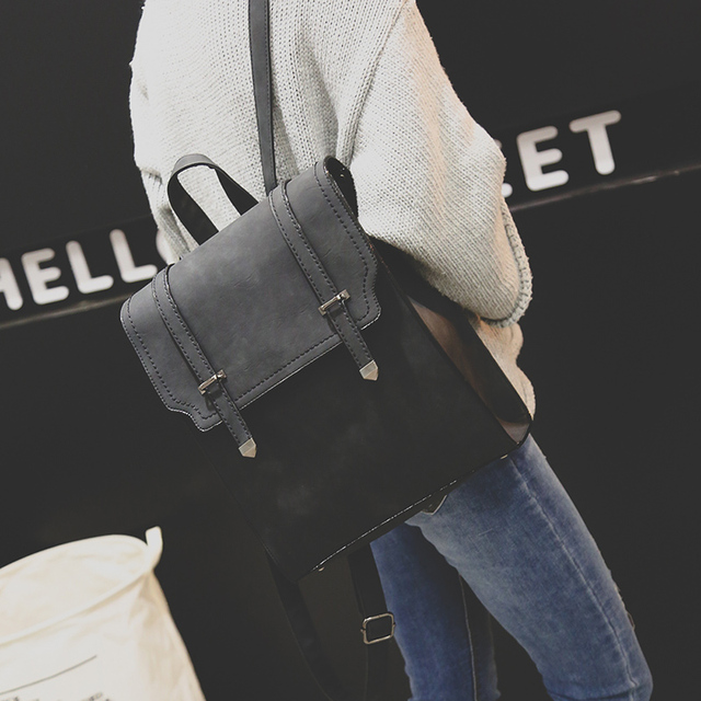 Urban Backpack Bag Women Backpack Quality Fashion Girls School Bag 4