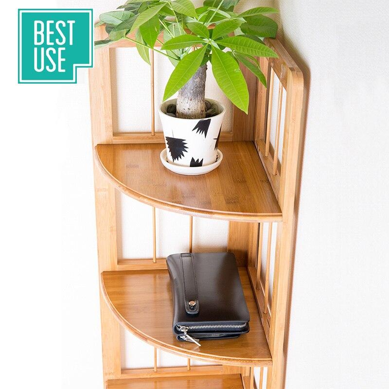Best should IKEA bamboo wood shelving corner shelf corner