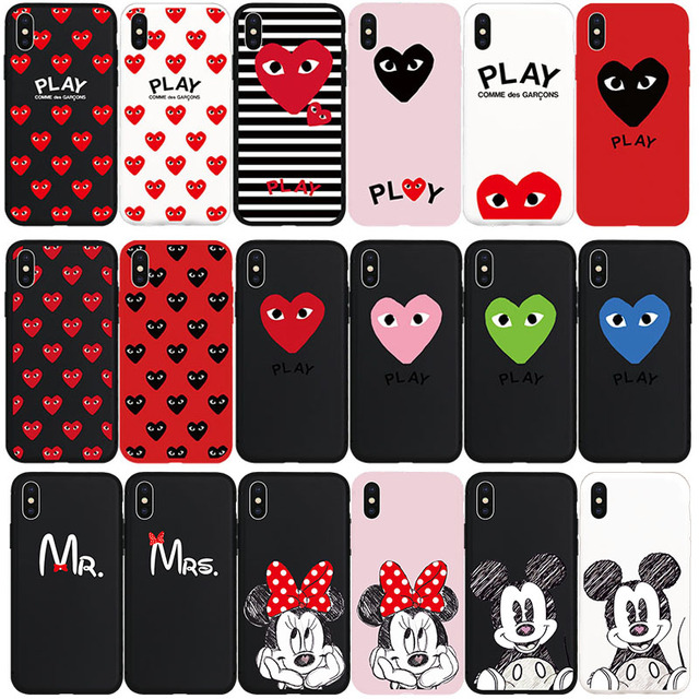 cdg coque iphone 7 plus