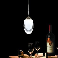 Luminarias Handing LED Modern Pendant Light Lamp With In Mini Egg Shaped For Living Dinning Room