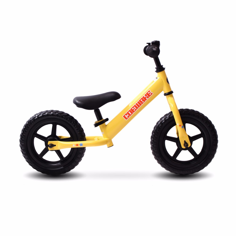 12 Balance Bike for Kids Children Running Bicycle No Pedal Walking Bicycle for Ages 18M to 5 Years Old  12 Balance Bike for Kids Children Running Bicycle No Pedal Walking Bicycle for Ages 18M to 5 Years Old