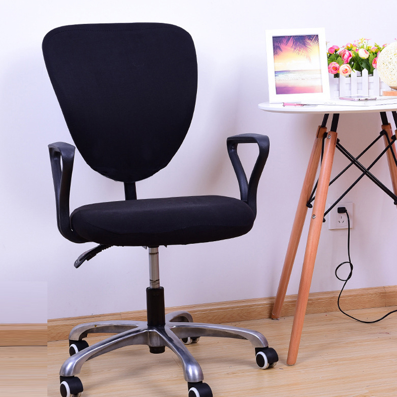 Superb Us 14 69 10 Off Fashion Computer Office Chair Cover Side Arm Chair Cover Seat Slipcover Stretch Rotating Lift Chair Covers In Chair Cover From Home Gmtry Best Dining Table And Chair Ideas Images Gmtryco