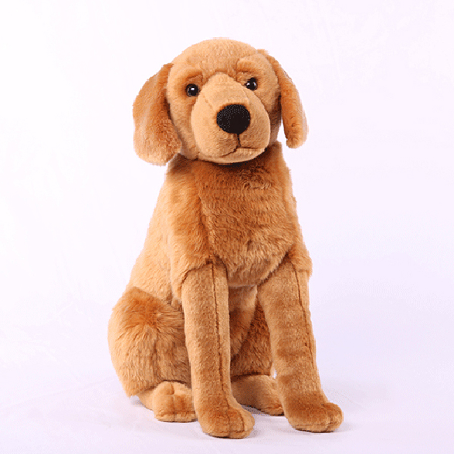 цены на Stuffed Toys Lovely Simulation Animal Doll Kawaii Plush Dog Juguetes Perro Birthday Gift Travesseiro Big Soft Toy Kids 70G0314
