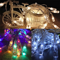 10m Wine Bottle 80 LED String Lights Remote Control Christmas Tree Hanging Ornament Wedding Party Xmas