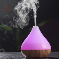 GX Diffuser Diffuser Air Humidifier Ultrasonic Aromatherapy Essential Oil Humidifier Air Aroma