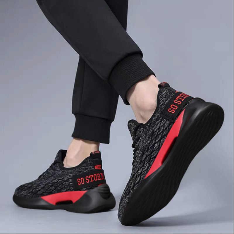 Zapatillas deportivas para correr al aire libre Ultra Boost para Hombre, Zapatillas para correr, marca Primavera Verano 2019, transpirables para Hombre Deportiva