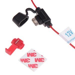 Image 3 - Amplificateur de Signal FM universel 12V, 330mm, pour voiture, bateau, pour voiture, bateau #2