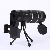 Telescope 16X52 twill low light visible single barrel photographable high definition mobile phone telescope