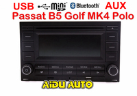 RCN210 Bluetooth MP3 USB Player CD MP3 Radio For Passat B5 Golf MK4 Polo