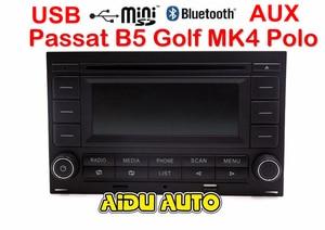 Image 1 - For VW Golf MK4 Jetta MK4 Polo Passat B5 RCN210 USB CD bluetooth USB Player Radio