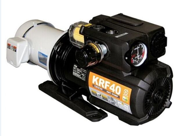 For the KRF40 vacuum pumpFor the KRF40 vacuum pump