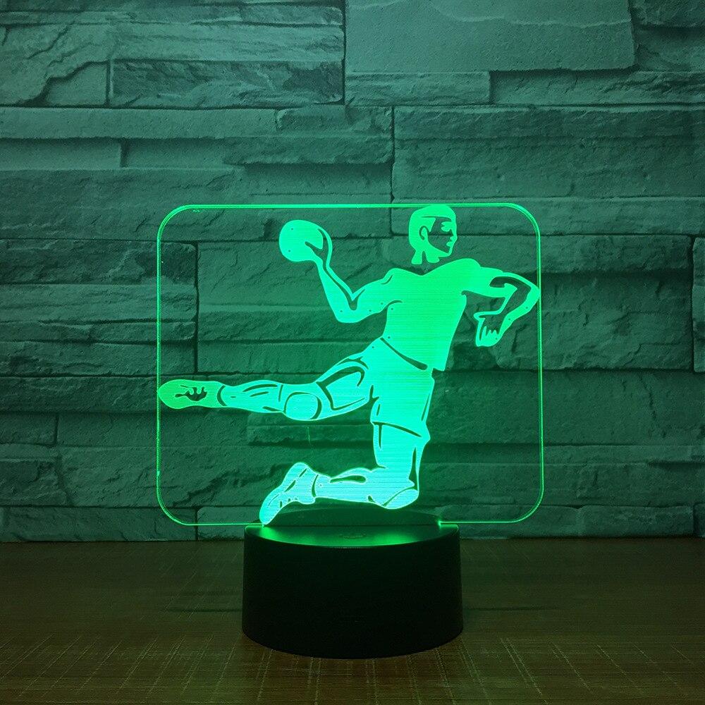 New Wonder Led Energy Saving 3d Night Light Intelligent Corridor Decorative 3d Lamp Bedroom Home Bedside Creative Gifts