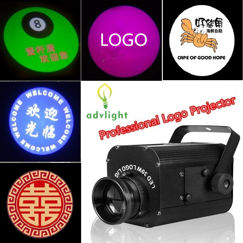 Logo Projector Shop Mall Restaurant Welcome Laser Shadow Design Own logo Customized Display Welcome Laser Shadow Advertising cheap 10w led ceiling mounted gobo projection projecteur logo advertising custom advertising projector light