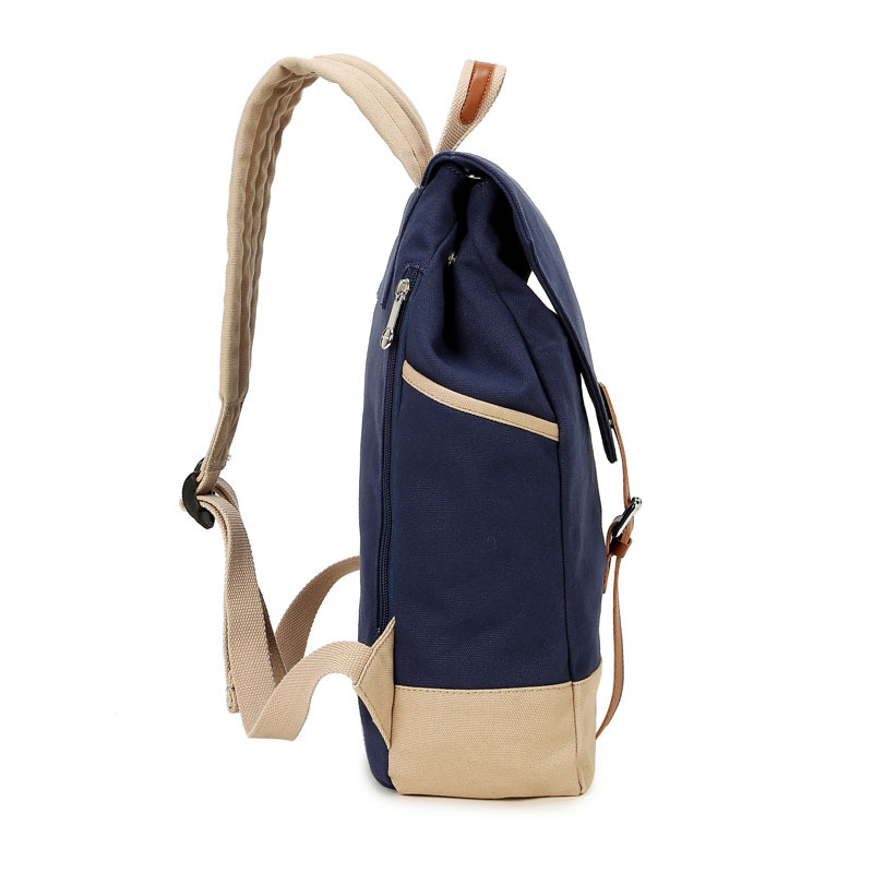 Wishot Seventeen 17 Backpack Canvas Bag Schoolbag Travel Shoulder Bag Rucksacks For Women Girls Men's Bags Luggage & Bags