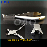 1 PCS Dental Laboratory Material Dental Orthodontic Wire Step Forming Plier Instrument Plier Tool