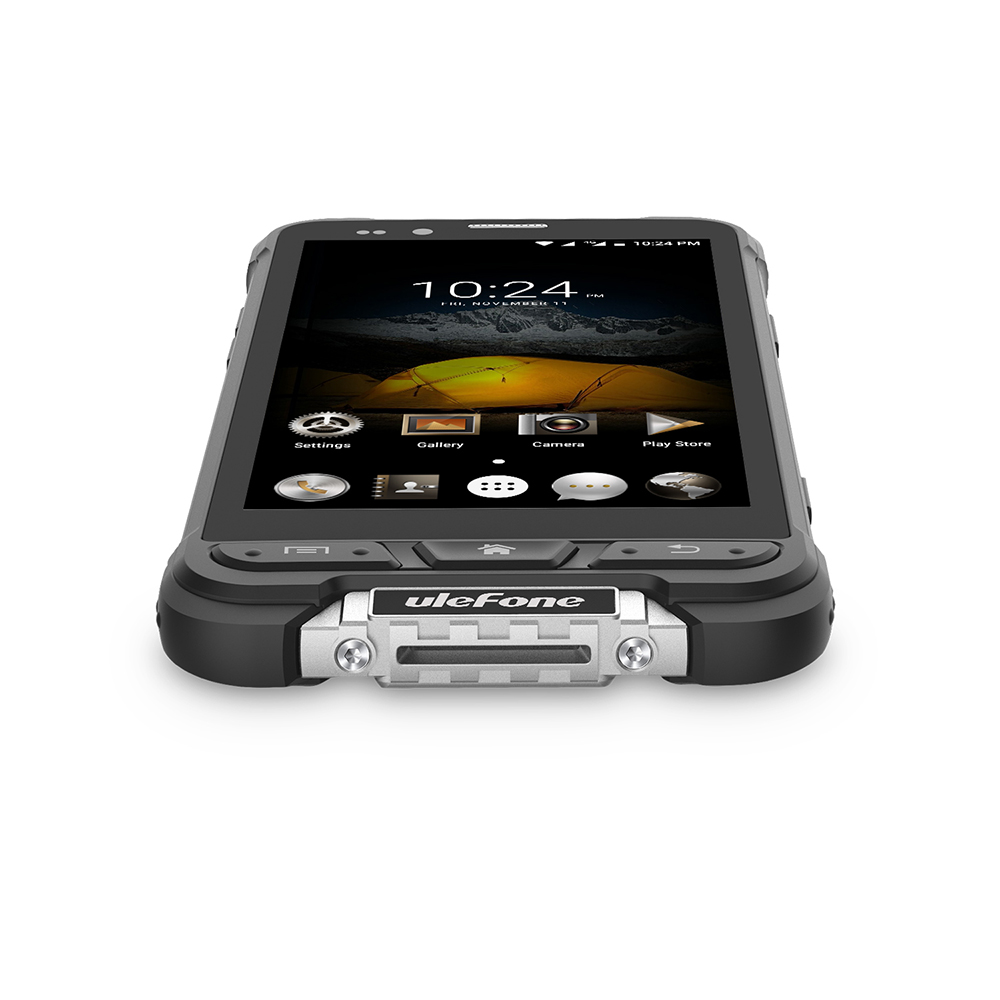 Original Ulefone ARMOR 4.7 inch HD 1280x720 MTK6753 Octa Core Android 6.0 waterproof ip68 Rugged phone 6753 3+32g 13MP OTA 4G