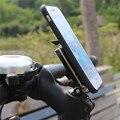 1 unid universal más nuevo de aleación de aluminio mtb manillar de la bici del sostenedor del teléfono móvil para iphone 7 7 plus para meizu m3s