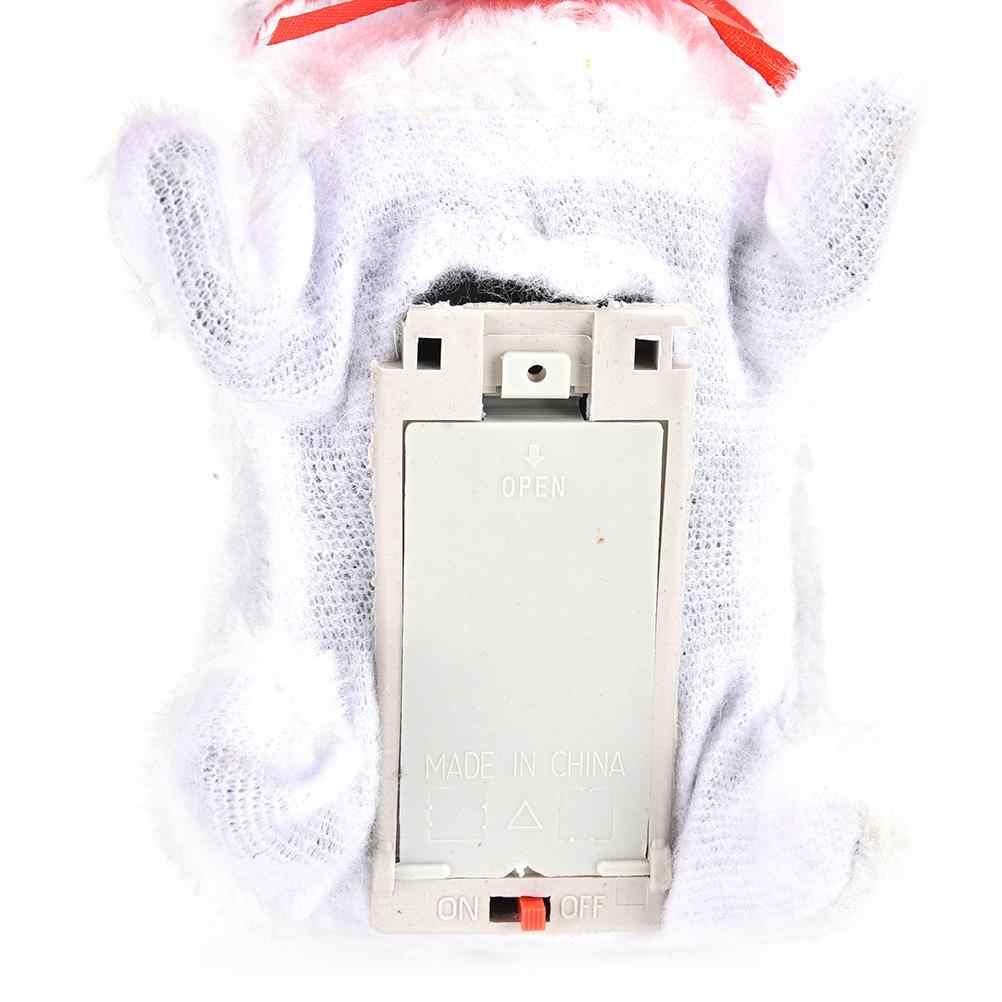 전기 고양이 장난감 뜨거운 판매 귀여운 소리 산책 플러시 전자 애완 동물 어린이 키즈 교육 장난감
