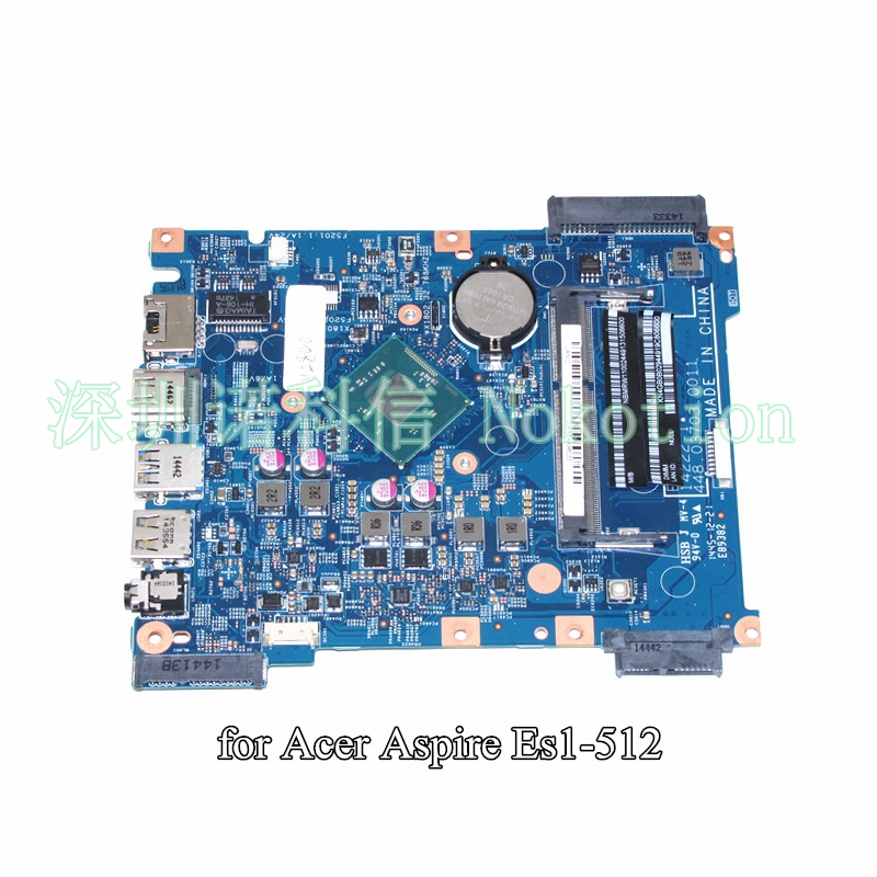 NBMRW11002 NB.MRW11.002 For acer acer Aspire ES1-512 laptop motherboard 448.03703.0011 N2840 CPU warranty 60 days