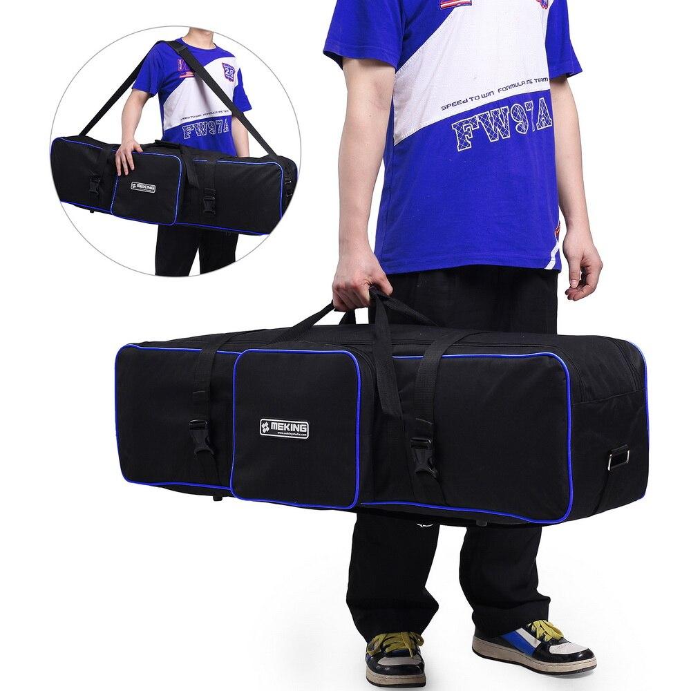 Meking 105 cm/43in sac pour trépied équipement de photographie Pour La Lumière Stands Parapluies Trépied Studio Vitesse Transportant Cas Imperméable À L'eau