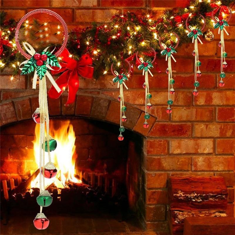Christmas Door Knocker Bells Christmas Tree Decoration