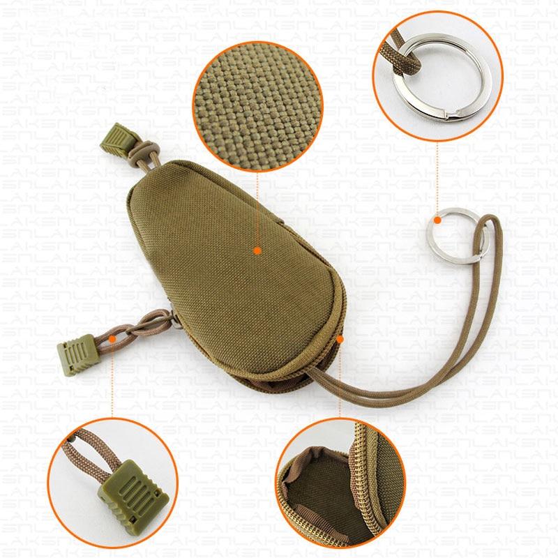 camuflagem bolsa chave lxx9 Tipo de Item : Chaveiros