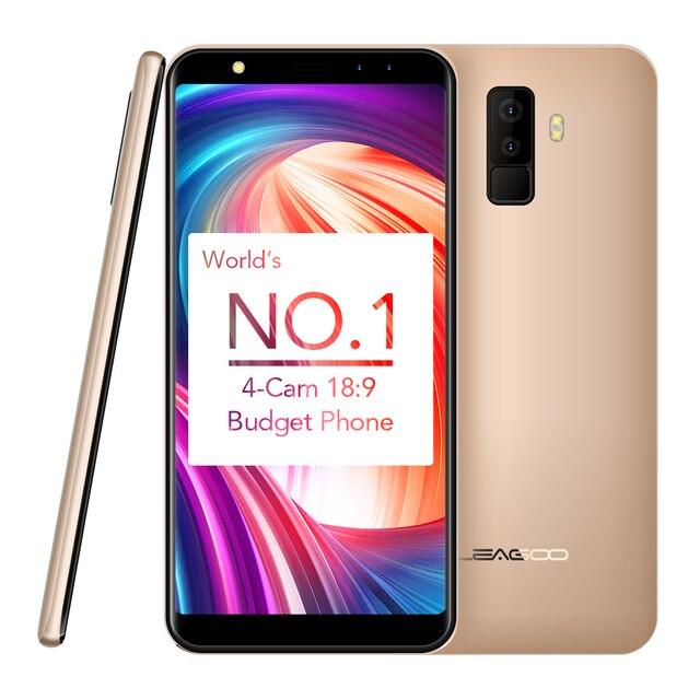 LEAGOO M9 3G Smartphone 5.5 2