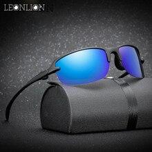 LeonLion 2017 Vintage Polarized Sun Glasses Men Classic Outdoor Fishing Sunglasses Brand Designer UV400 Oculos De Sol Masculino