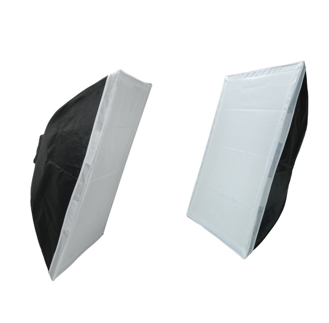 Photography Photo Studio Softbox 50x70cm Light Box Diffuser with Universal Bowens Mount for Strobe Flash Lighting Accessories