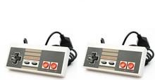 2 pcs Controller สำหรับ Nintendo Entertainment System NES