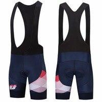 SUREA Quickly Dry Diamond Pattern 3D Gel Pad Bib Shorts Riding Race Shorts Sportswear Ropa Ciclismo