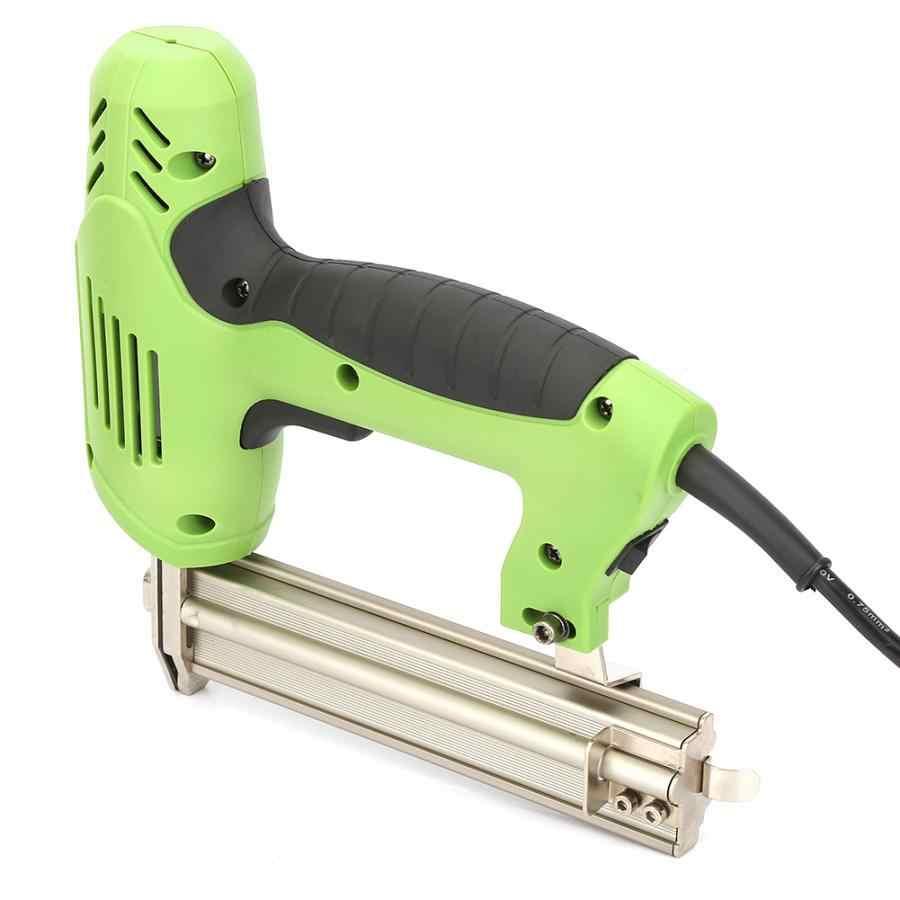 2000W Elektrische Straight Nail Gun Framing Tacker Tackers Power Nietje Guns Tool Nail Gun Klinkhamer 220V CN Plug