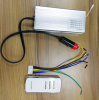 Samrt Tint Film Car Adaptor Automobile Inverter 12VDC To 60VAC