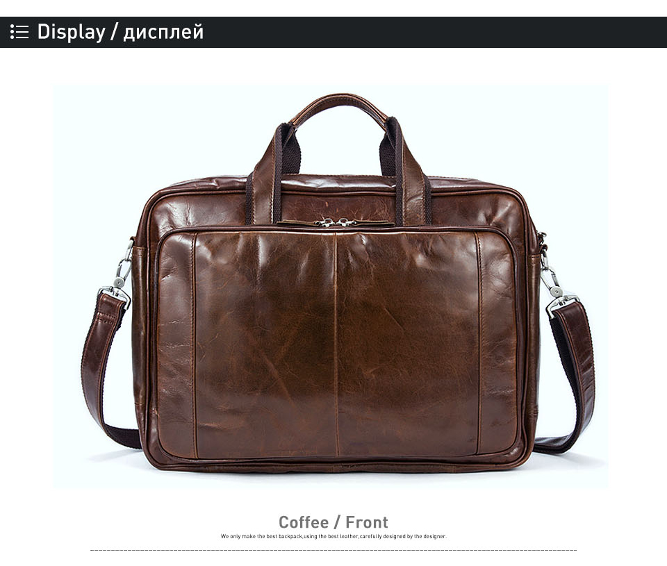 6 handbag leather