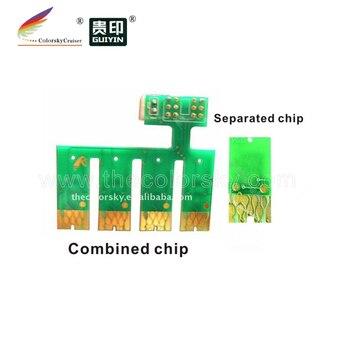 (ARC-E-T1351R) auto reset chip ink cartridge chip for Epson T1351 T135 T 135 T133 T 133 T1332-T1334 Stylus TX123 TX135 TX133