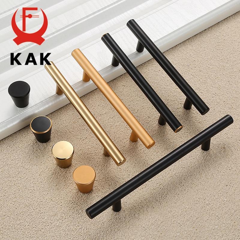 """KAK 2"""" ~ 39'' Kitchen Door Handles T Bar Pull Straight ..."""