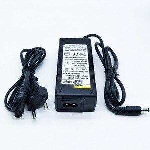 Image 3 - HK Liitokala 25.2 V 2 A CHARGER OF BATTERY CHARGER High quality charger 24 V 2 A dedicated charger for electric vehicles DE