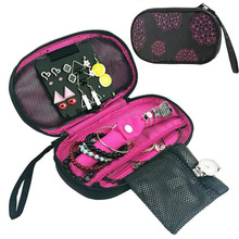 multifunctional Jewelry bags portable durable Jewelry travel