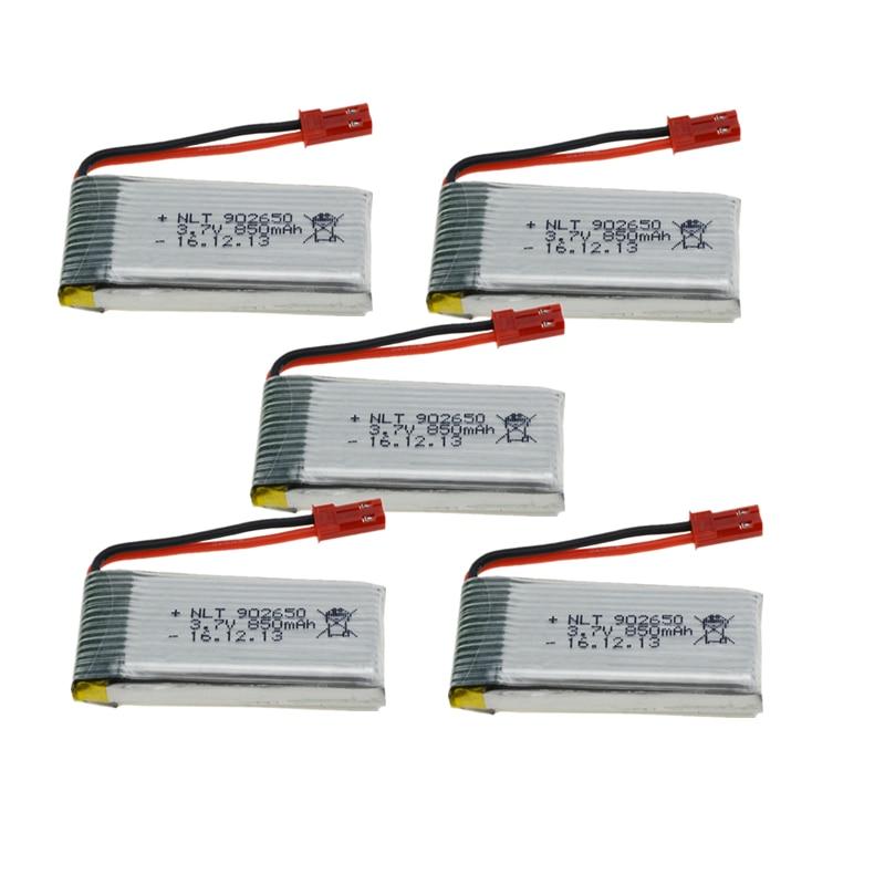 Skytech TK110HW Syma X56 X56W X54 RC quadcopter Spare Parts 3.7V 850mah battery free shipping