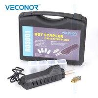 Hot Stapler Plastic Repair System Welding Gun Bumper Fairing Auto Body Tool Plastic Welder Stapel