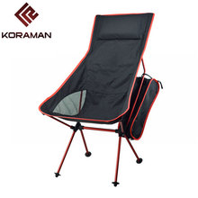 Outdoor upgrade section large backrest folding chair Fishing Chair Seat for Outdoor Camping Leisure Picnic