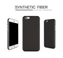 Оригинал Nillkin Синтетического Волокна Задняя Крышка Случаи Мобильного Телефона Оболочки Кадров для iPhone 6 6 S/6 6 S Plus с Розничной Упаковке