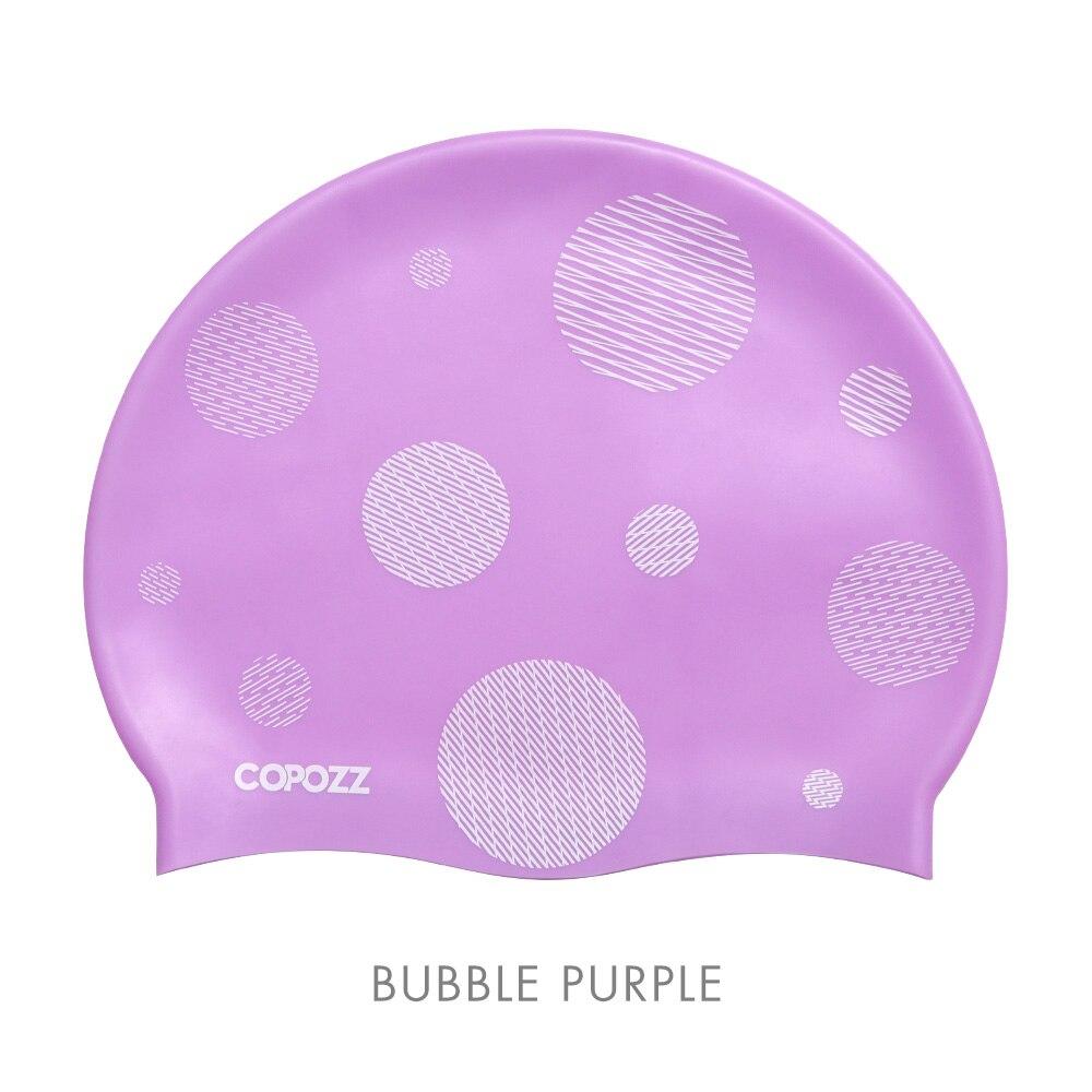 bubble purple