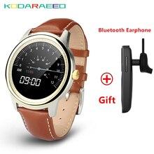 DM365 MTK2502A IPS Tela Relógio Inteligente Bluetooth SmartWatch Aptidão Rastreador App Para IOS iphone Android Telefone smartwatch homem