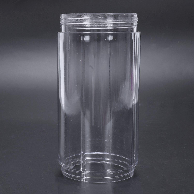 SANQ 380 мл высокая чаша для блендера соковыжималка аксессуар запасная часть для