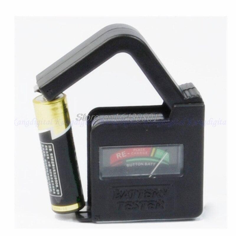 AAA/aa/C/D/1.5 В/9 В Универсальный кнопки сотового Батарея Вольт тестер проверки BT-860 новый-Y122