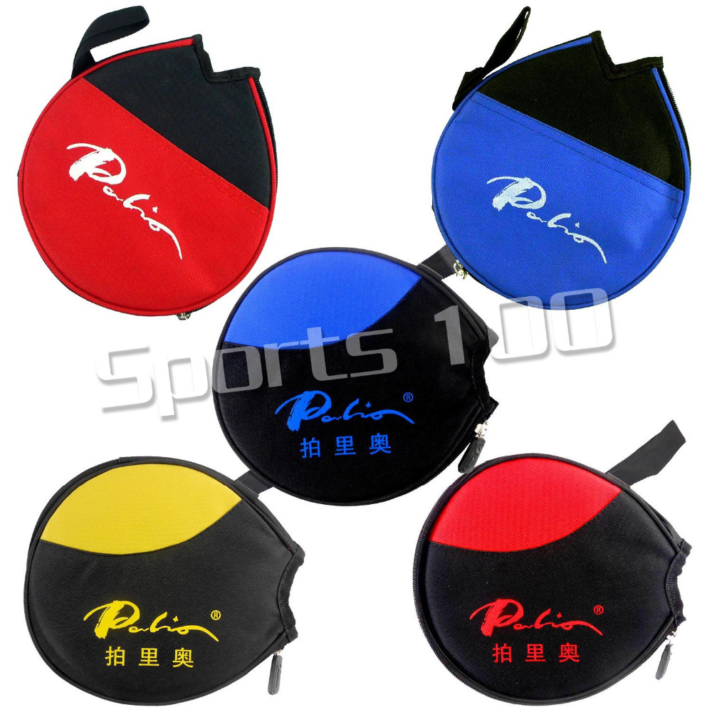 9x Palio Table Tennis Small Case Bat Cover For PingPong Racket